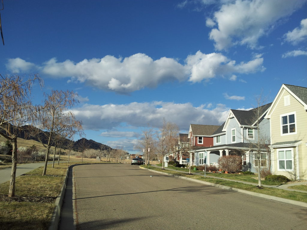 houses in Boulder County