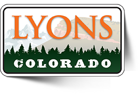 Town of Lyons logo