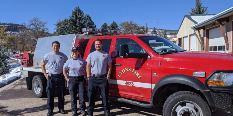 Lyons firefighters , Type Two team