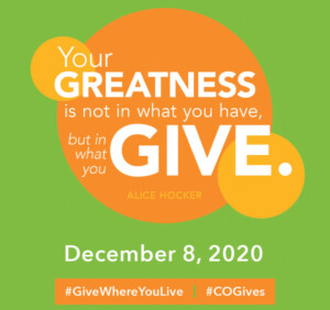 co gives day 2020