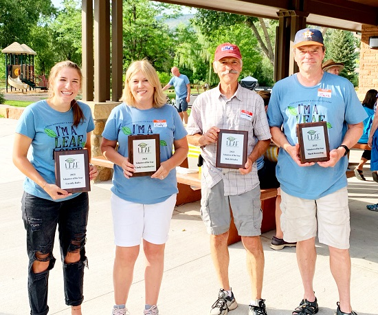 See details on 3 events put on by Lyons nonprofits this summer: ==LCF & LEAF Hootenanny; ==LEAF volunteers of the year 2021; ==Lyons Lions Club Golf Tournament winners; ==LCF grants now open.